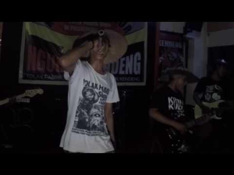 [stonedzombies] Kendeng Punk Rock, Live at Koe Aku Sedulur Nguripi Kendeng