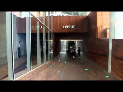 SEOUL LEEUM SAMSUNG MUSEUM OF ART