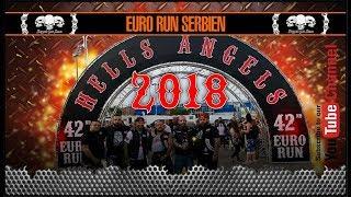 Hells Angels Euro Run 2018 Serbien