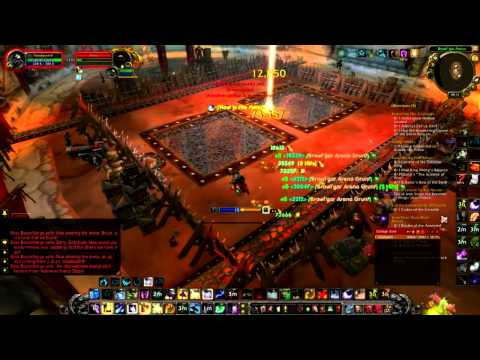 How To Dippy Rank 2 Fifth Boss Brawlers Guild Guide WoW MoP