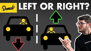 Why Do We Drive On The Right? | WheelHouse | Donut Media