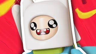 HERE COMES MARCELINE!!! (Lego Adventure Time #2)