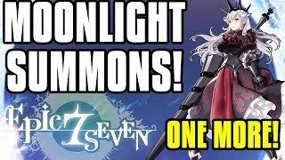 【Epic Seven】 Moonlight Summons Part 2 On Cecilia Banner!
