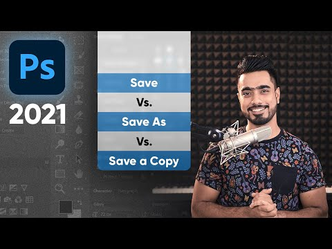 """""""Save As"""" Changed in Photoshop? vs. """"Save a Copy"""""""