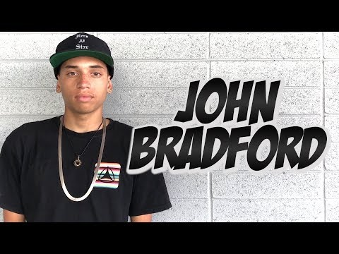 JOHN BRADFORD SPONSOR ME VIDEO AND MUCH MORE !!!