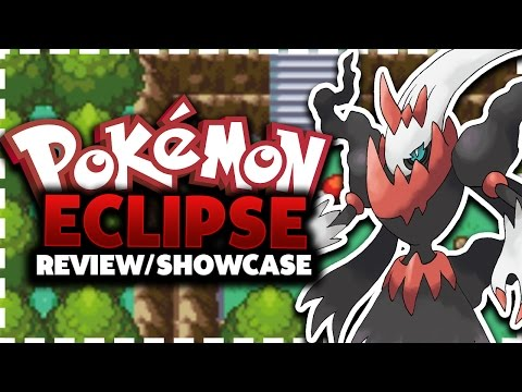Pokemon Eclipse - Pokemon Rom Hack Review/Showcase