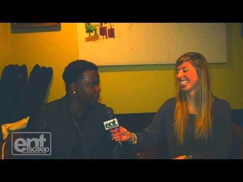 Brian Angel Performs At BET Music Matters And Gives Us An Exclusive Interview!