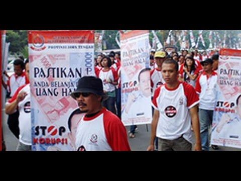 MARS MELAWAN KORUPTOR - Aktifis GNPK Jateng (Lagu Untuk Demontrasi)