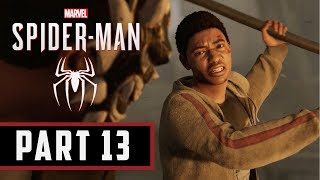 Spider-Man PS4 🕷 PART 13 - MILES MORALES | Gameplay Walkthrough