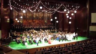 2014 New Year Concert Taiwan National Symphony Orchestra