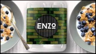 Microwave Safe Food Container | Enzo Bento Lunch Boxes (Set of 10) | Like ChefLand Meal prep