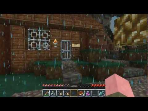 Minecraft Dad E98 Mount City - Part 2 (with JumboMuffin!)