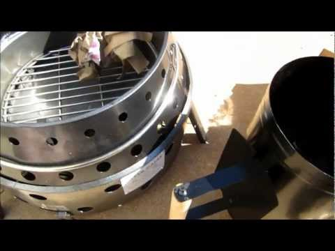 Cooking a Pot Roast in the Volcano II Grill / Stove
