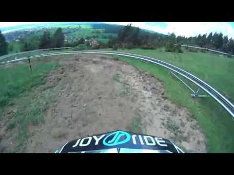 Sony VAIO Joy Ride Fest 2013 - Trasa New Era Dual Salom