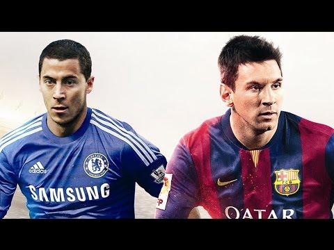 FIFA 15 - Начало игры