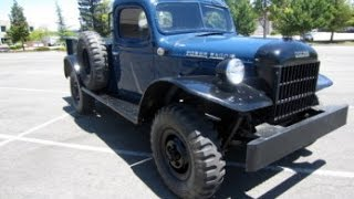 1948 Dodge Power Wagon 4 x 4 on GovLiquidation.com