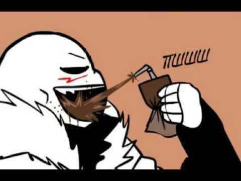 ~ UnderTale *Шоколадное Молоко*    ~