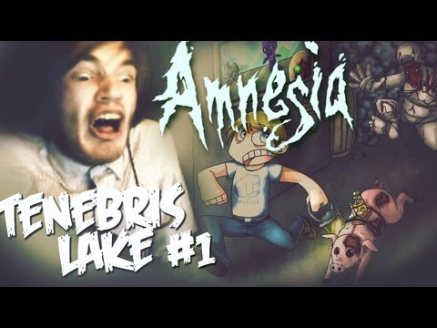 SAMMY SUE LIKES TO SCISSOR - Amnesia: Custom Story - Part 1 - Tenebris Lake
