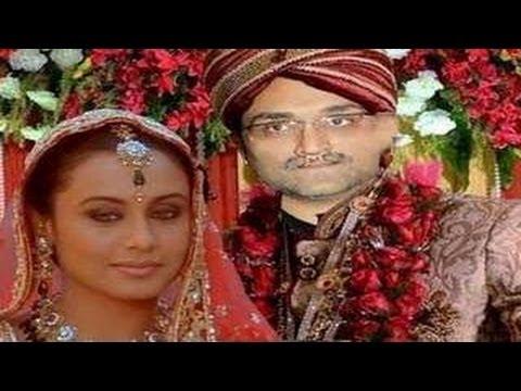 Rani Mukherjee & Aditya Chopra's Secret Wedding Reception video