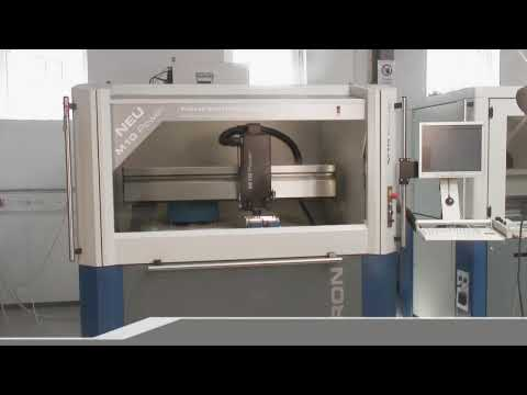 DATRON High-Speed CNC Machines with Automation!