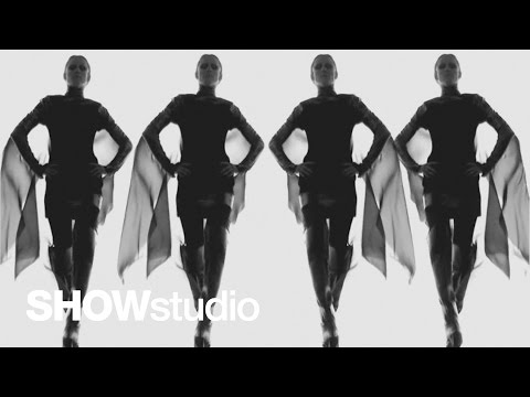 SHOWstudio: Gareth Pugh Autumn/Winter 2009 by Ruth Hogben