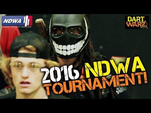 2016 NDWA Nerf Tournament