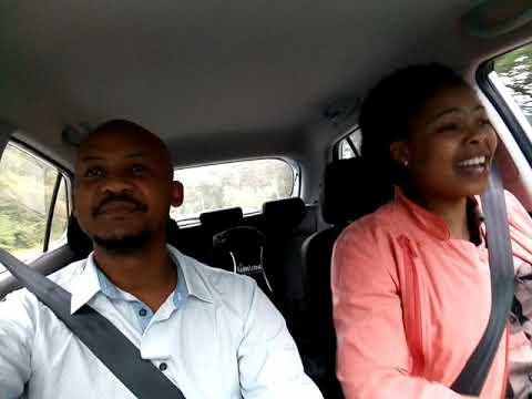 Khaya & Ncebakazi singing Lusanda Mcinga song, Intsikelelo