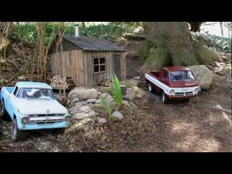 Headquake's RC - #96 (67A100+57Ford) March25 2012