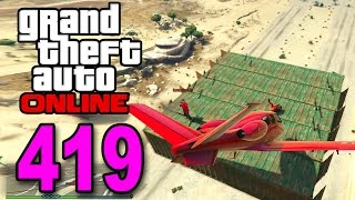 Grand Theft Auto 5 Multiplayer - Part 419 - Planes vs RPGs (GTA Online)