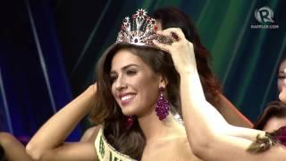 Miss Earth 2016: Ecuador's Katherine Espin wins