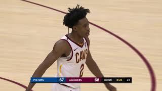 Detroit Pistons vs Cleveland Cavaliers | March 18, 2019