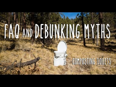 The Big and Dirty Questions about Composting Toilets