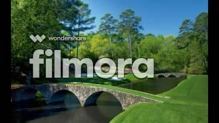 Augusta National Golf Club Flyover