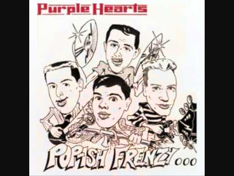 Watch Purple Hearts - When I See You (1984)