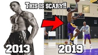 Dwight Howard GOT EXTREMELY SKINNY! LOST 80% OF HIS MUSCLE! TERRIFYING BODY TRANSFORMATION