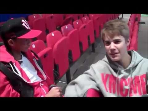 Justin Bieber Funny Moments~