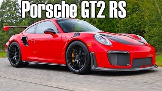 Quick drive of the 2019 Porsche 911 GT2 RS