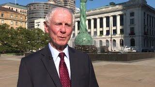 Former Senator quits Republican party over Trump