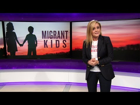 Migrant Kids Update: Trump Fixed It!  | June 20, 2018 Act 1 | Full Frontal on TBS