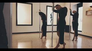 Odesza Thin Floors And Tall Ceilings Pole Dance Mulhouse With Marion Crampe