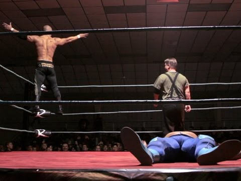 What Mexican Wrestling Tells Us About The Immigration Debate video