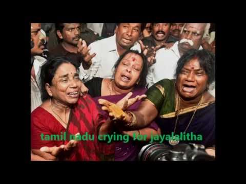 Tamil nadu crying for jayalalitha(Tamilnadu Cm Jayalalitha Health In Critical Condition)