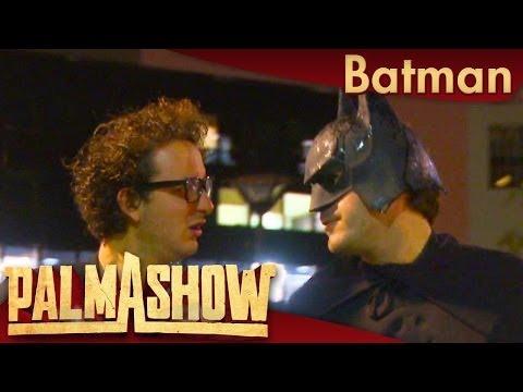 Parodie Journée de star Batman – Palmashow