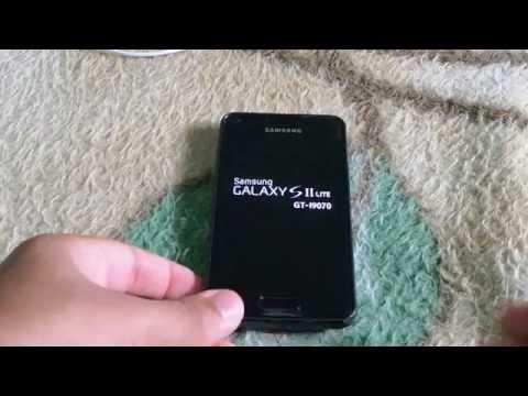 Galaxy SII Lite Jelly Bean - Como Fazer o Root