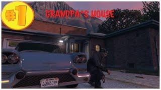 Download Lagu Grand Theft Auto V: GRANDPA*S HOUSE Episode 1 Gratis STAFABAND