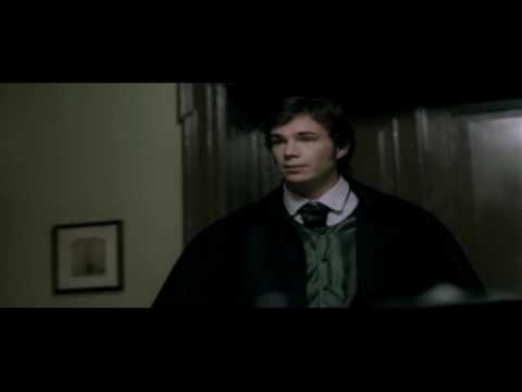 "James D'Arcy in ""Sherlock"""