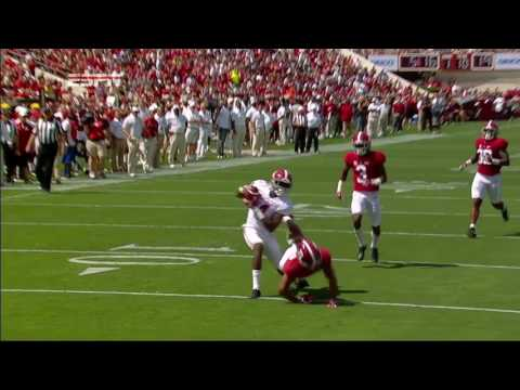 Alabama A-Day Game, 2017 (in under 29 minutes)