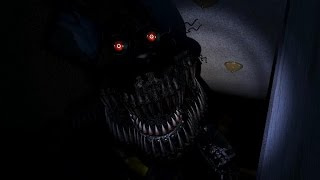 Five Nights at Freddy's 4 - Night 8 - 20/20/20/20 Mode - No Commentary