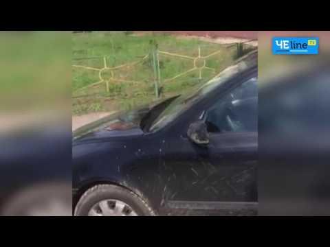Алкогольная погоня: в Чернигове патрульные поймали пьяную женщину за рулем