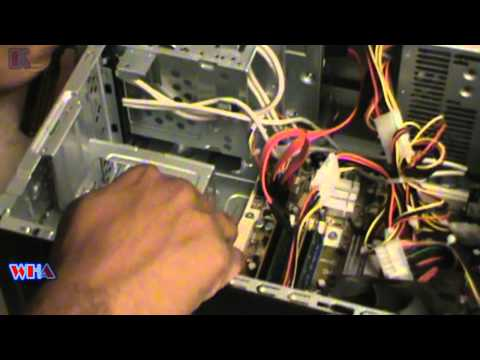 How To Replace HP Pavilion Desktop Hard Drive